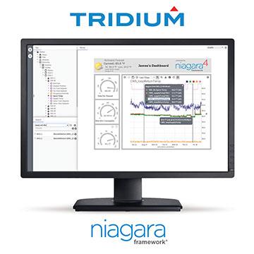 Niagra Tridium